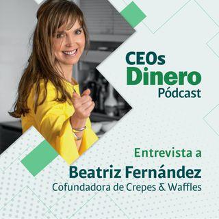 """""""Podrá venir una pandemia que nos pare, pero no podrá acabar con nuestros sueños"""": Beatriz Fernández, cofundadora de Crepes & Waffles"""