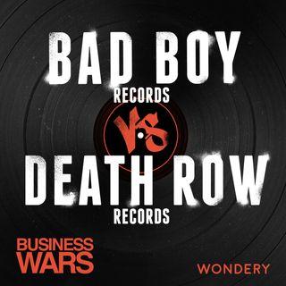 Death Row Records vs Bad Boy Records | Life After Death | 1