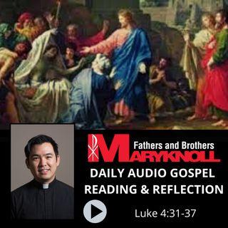 Luke 4:31-37, Daily Gospel Reading and Reflection