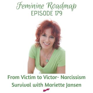 FR Ep #179 From Victim to Victor- Narcissism Survival with Mariette Jansen