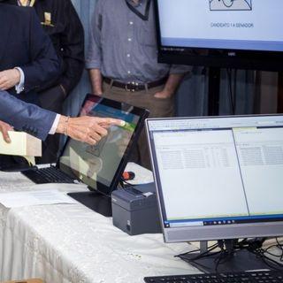 """""""El voto electrónico está desacreditado"""""""