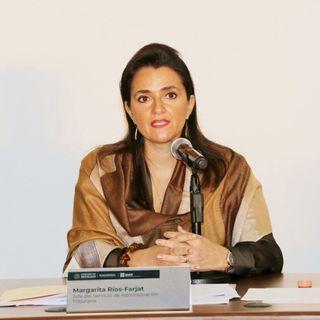 Margarita Ríos-Farjat, asegura que respeta la autonomía de los poderes
