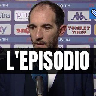 Stellini spiega cosa è accaduto nella lite tra Conte e Lautaro