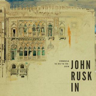 John Ruskin - Le pietre di Venezia