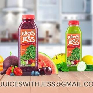 568-National Nutrition Month-Jade Harrell and Jessica Posely, Juicing with Jess