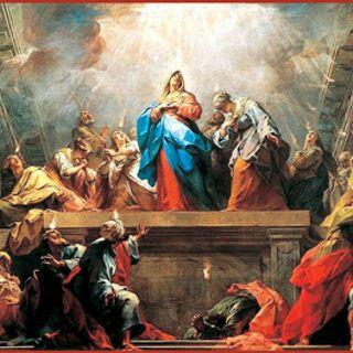 2017_06_04 S.Messa - Solennità di Pentecoste
