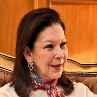 Embajadora mexicana María Teresa Mercado, salió de Bolivia