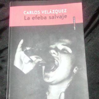 La efeba salvaje - Carlos Velazquez