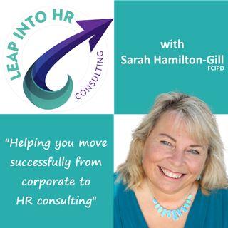 Meet Sarah Hamilton-Gill