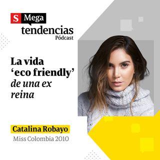 """""""No puedes decir que eres animal lover si tienes un pedazo de carne en el plato"""": Catalina Robayo"""
