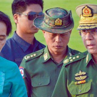 Myanmar's mystery coup