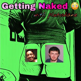 Getting Naked Ep. 1 Junior Gamez