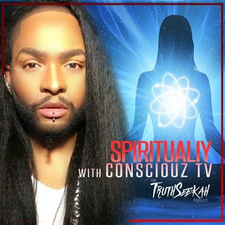 Consciouz TV   Spirituality, Horror Movies, Death and Pop Culture   Davyon