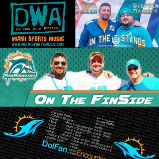 On The FinSide - Miami Dolphins 53 Man Roster Prediction Update & Cowboys Preseason Game Preview