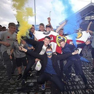 Leeds United Promoted