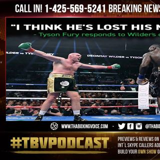 ☎️Fury: He'll Never Get a Shot For What He's Said😱Wilder Threatens to Sue if Fight Doesn't Happen❗️