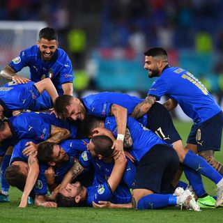 Recapping Italy's first two games at EURO 2020 with Martino Puccio - Episode 106