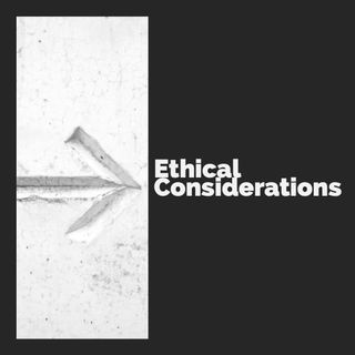 Random Stuff and Ethical Considerations