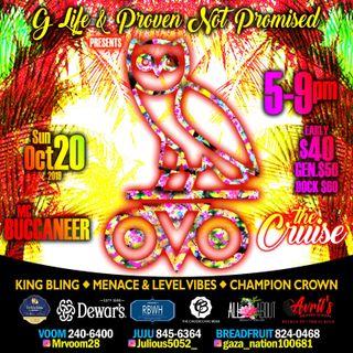 OVO The Cruise Promo Mix