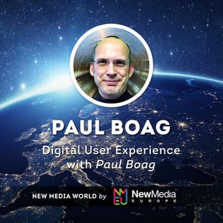 Paul Boag: Digital User Experience