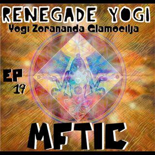 Renegade Yogi, With Yogi Zorananda Glamoclija