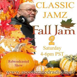 Classic Jamz *Fall Jam 2* Rebroadcast 9/25/21