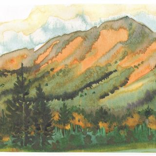 4. Ellen Mitchell: Colorado Art