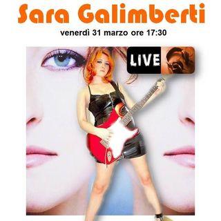 LIVE_con SARA GALIMBERTI