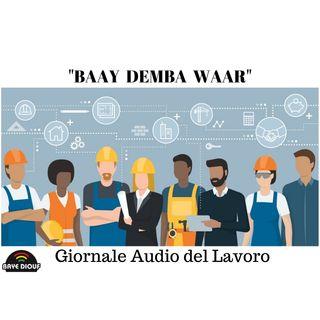 """BAAY DEMBA WAAR"" Journal Audio des offres d'emploi"""