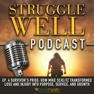 Survivors Pride: How Mike Schlitz transformed loss and injury into purpose, service, and growth