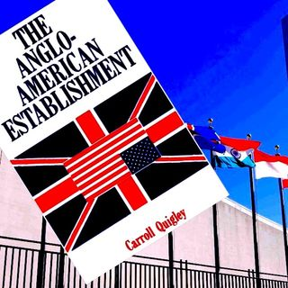 Liberal Imperium: Quigley's Anglo-American Establishment – Jay Dyer (half)