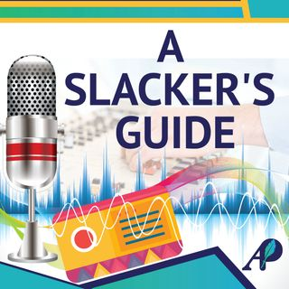 A Slacker's Guide Podcast | Simple Tips for Procrastinators to Start a Business Online