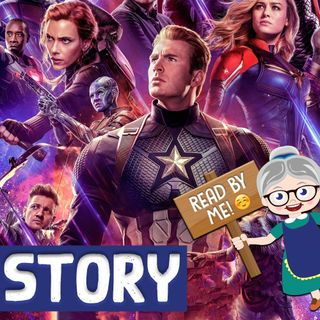 Avengers Story - Assemble for Adventure