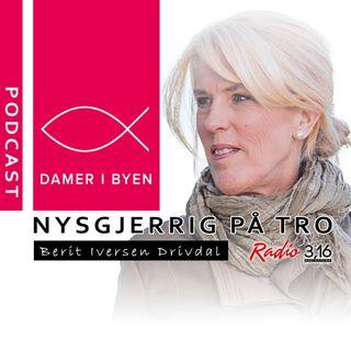 Damer i byen - 001 - Line Ringvoll