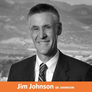Jim Johnson - CEO of GE Johnson