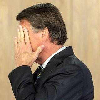 Bolsonaro, o incrível homem que derreteu!