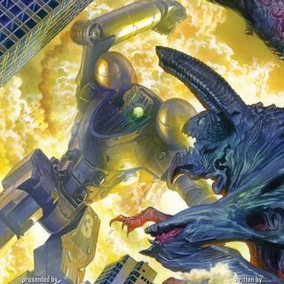 Source Material Live: Pacific Rim - Tales From Year Zero