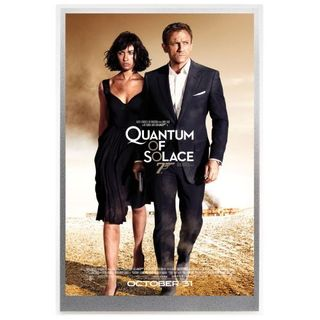 James Bond: Licence to Podcast - Quantum of Solace