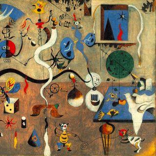 #11 Joan Miró - L'artista che passeggiava nel giardino dei sogni