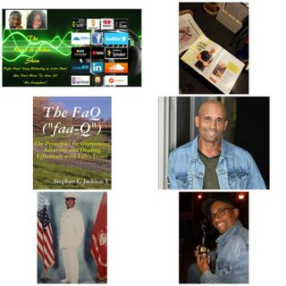The Kevin & Nikee Show - Stephan L. Jackson - Multi Award-Winning V.O., TV/Film Actor, Author,  Writer and Acting Coach