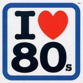 POMERIGGIO CON LA MUSICA DEGLI ANNI '80