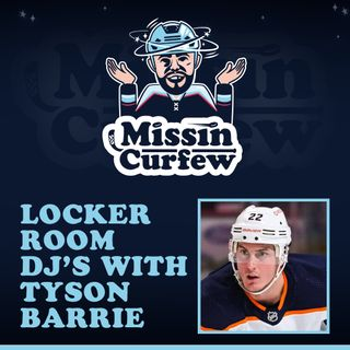 47. Locker Room DJ's with Tyson Barrie