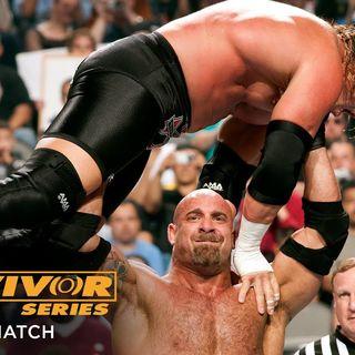 WWE Rivalries: HHH vs Goldberg