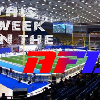 This Week in the AFL #6:  Collin Taylor Interview, Super Series IV Preview