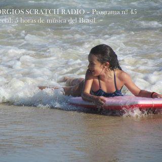 GIORGIOS SCRATCH RADIO - Programa nº 45