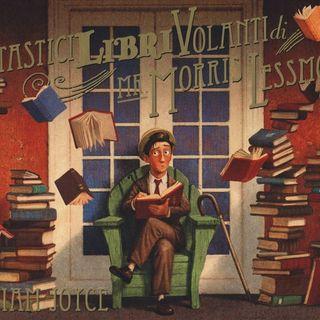 Audiolibri per bambini - I fantastici libri volanti del dottor Morris Lessmore