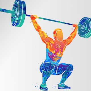 June 13th Saturday Weightlifting SOLO