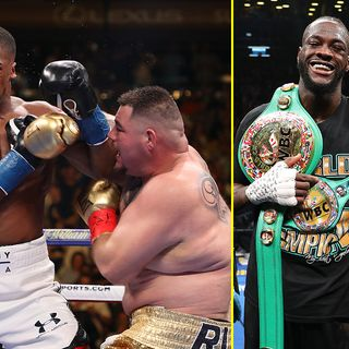 Inside Boxing Daily: A Ruiz-Wilder unification, is GGG avoiding Andrade, OTD Holmes beats Spinks and Cooney, and more