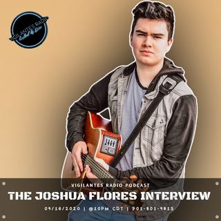 The Joshua Flores Interview.
