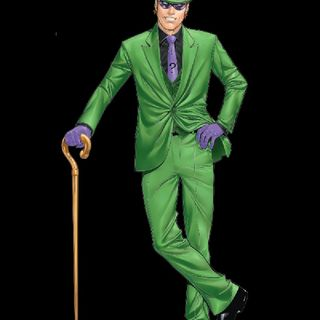 Villain Vault- The Riddler